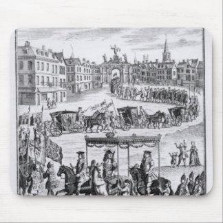 King Charles II Mouse Pad