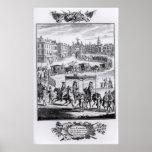 King Charles II Print