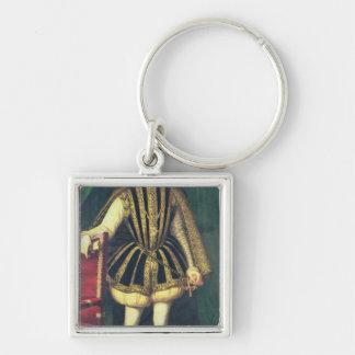 King Charles IX of France , c.1565 Keychain