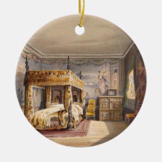King Charles Room, Cotehele House, c.1830-40, (col Ceramic Ornament