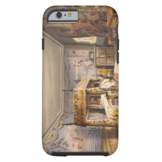King Charles Room Cotehele House c 1830-40 col iPhone 6 Case