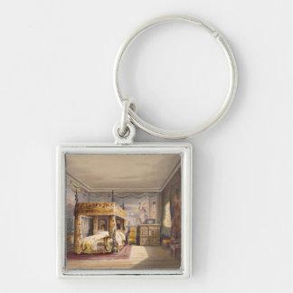 King Charles Room, Cotehele House, c.1830-40, (col Keychain