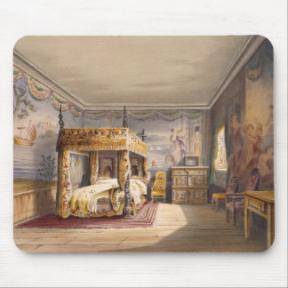 King Charles Room, Cotehele House, c.1830-40, (col Mouse Pad