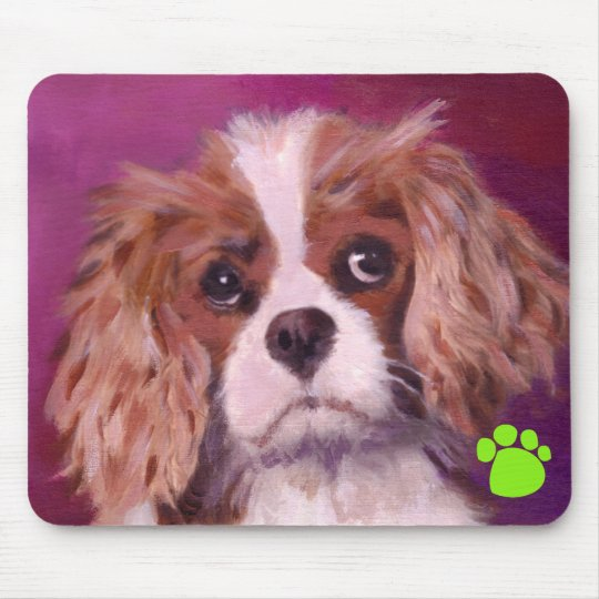 King Charles Spaniel Mouse Pad