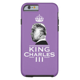 King Charles Third coronation Tough iPhone 6 Case