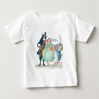 King Charless II & Nell Gywn Baby T-Shirt