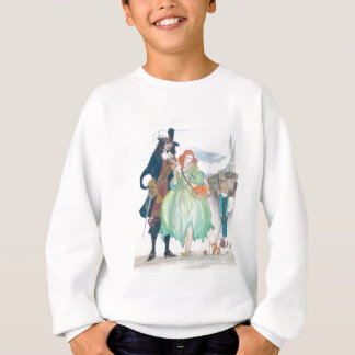 King Charless II & Nell Gywn Sweatshirt