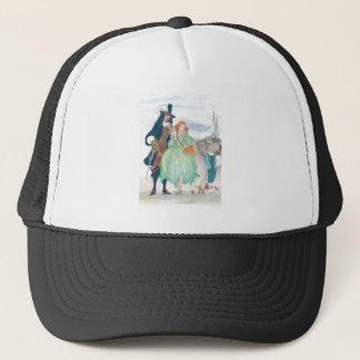 King Charless II & Nell Gywn Trucker Hat