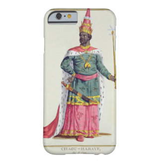 King Chau-Haraye of Siam from 'Receuil des Estampe Barely There iPhone 6 Case