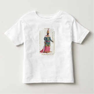 King Chau-Haraye of Siam from 'Receuil des Estampe T-shirts