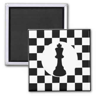 King Chess Piece - Magnet - Chess Party Favors