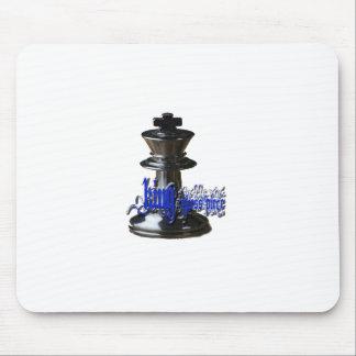 King Chess Piece Mousepads