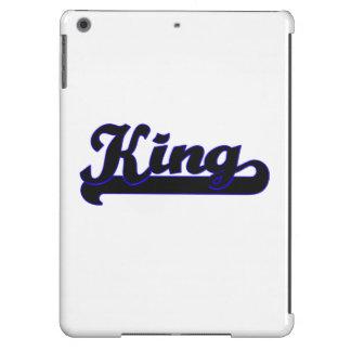 King Classic Job Design iPad Air Cover