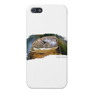 King Cobra 01 Case For iPhone SE/5/5s
