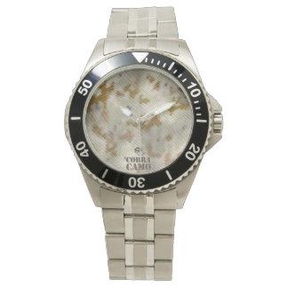 KING COBRA by COBRA CAMO Wrist Watch