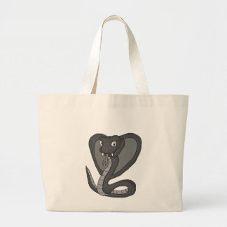 King cobra gifts and products jumbo tote bag