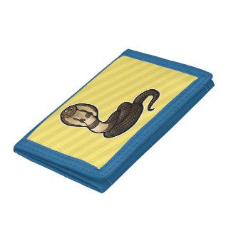 King Cobra Tri-fold Wallet
