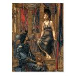 King Cophetua and the Beggar Maid Postcard