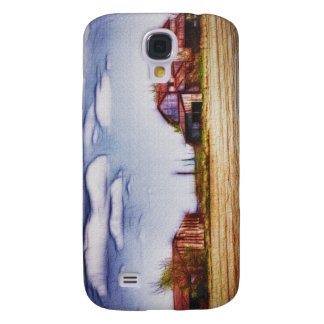 King Cotton Country Samsung Galaxy S4 Covers