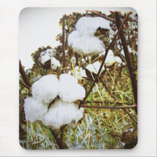 King Cotton Mouse Pad