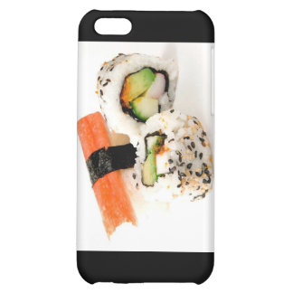 King Crab & California Roll Sushi Gifts Cards Mugs iPhone 5C Cover