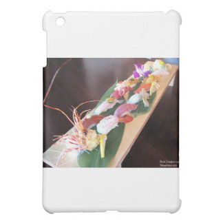 King Crab/Tuna Sushi Womens Gifts & Cards Case For The iPad Mini