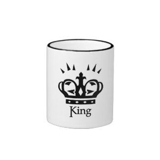 King Crown Coffee Mug