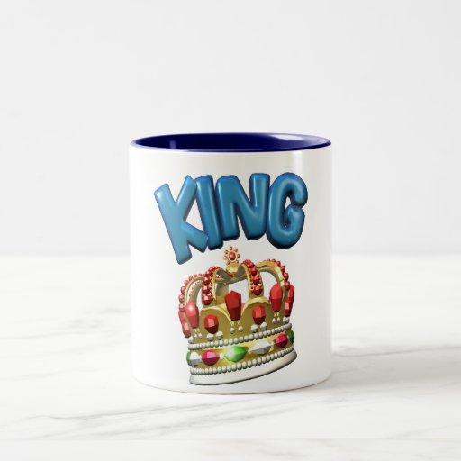 king.crown mugs