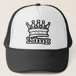 King Crown Royal Royalty Trucker Hat