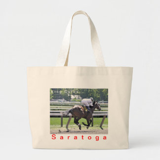 King Cyrus with Javier Castellano Tote Bags