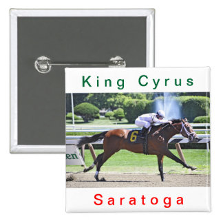 King Cyrus with Javier Castellano Button