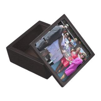 King Cyrus with Javier Castellano Jewelry Box