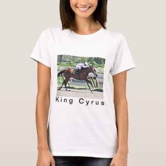 King Cyrus with Javier Castellano T-Shirt