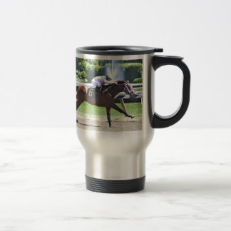 King Cyrus with Javier Castellano Travel Mug