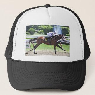 King Cyrus with Javier Castellano Trucker Hat