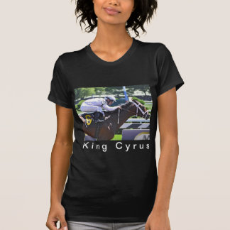 King Cyrus with Javier Castellano Tee Shirts