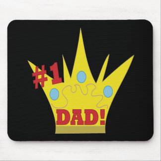 King Dad Mouse Pad