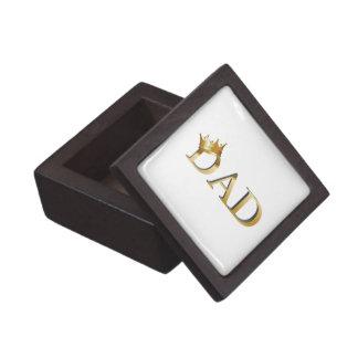 King Dad Premium Gift Box