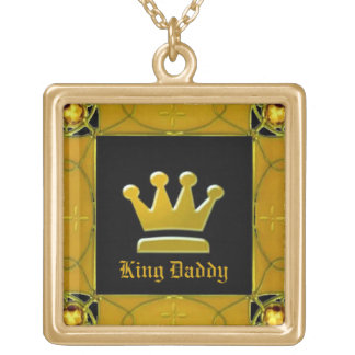 King Daddy Gold Plated Necklace