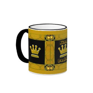 King Daddy mug