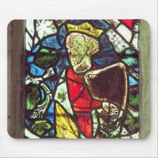 King David, 14th century Mouse Pad