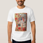 King David and Musicians, from the Breviary T-Shirt