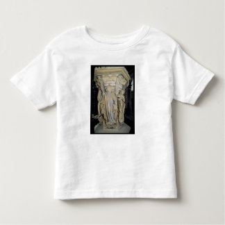 King David flanked by Moses and Jeremiah Toddler T-shirt