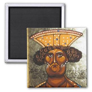 King David Icon Magnet