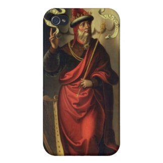 King David iPhone 4 Cases