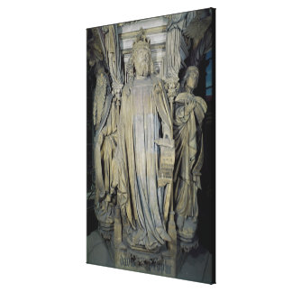 King David, Moses  and Jeremiah Gallery Wrapped Canvas