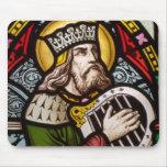 King David Mouse Pad