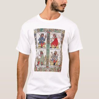 King David, Solomon, Luba and Turnis T-Shirt