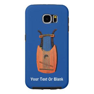 King David's Harp Samsung Galaxy S6 Case