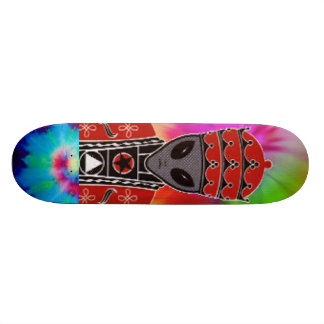King Deck Custom Skateboard